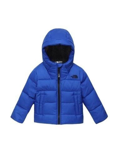 The North Face Moondoggy Bebek Mont Mavi Mavi